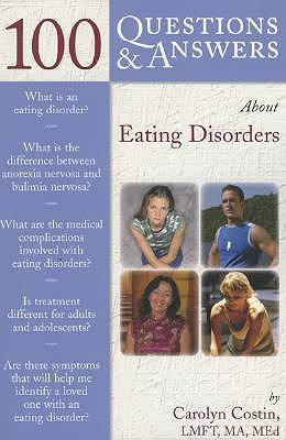100 Questions & Answers About Eating Disorders By Costin, Carolyn